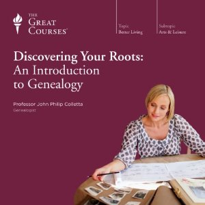 genealogy 101 course